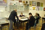 Razboriti kemičar: radionica održana 6.10.2010. u OŠ Sesvetski Kraljevec